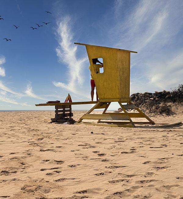socorrista playas