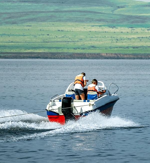 tecnico embarcaciones rescate acuatico